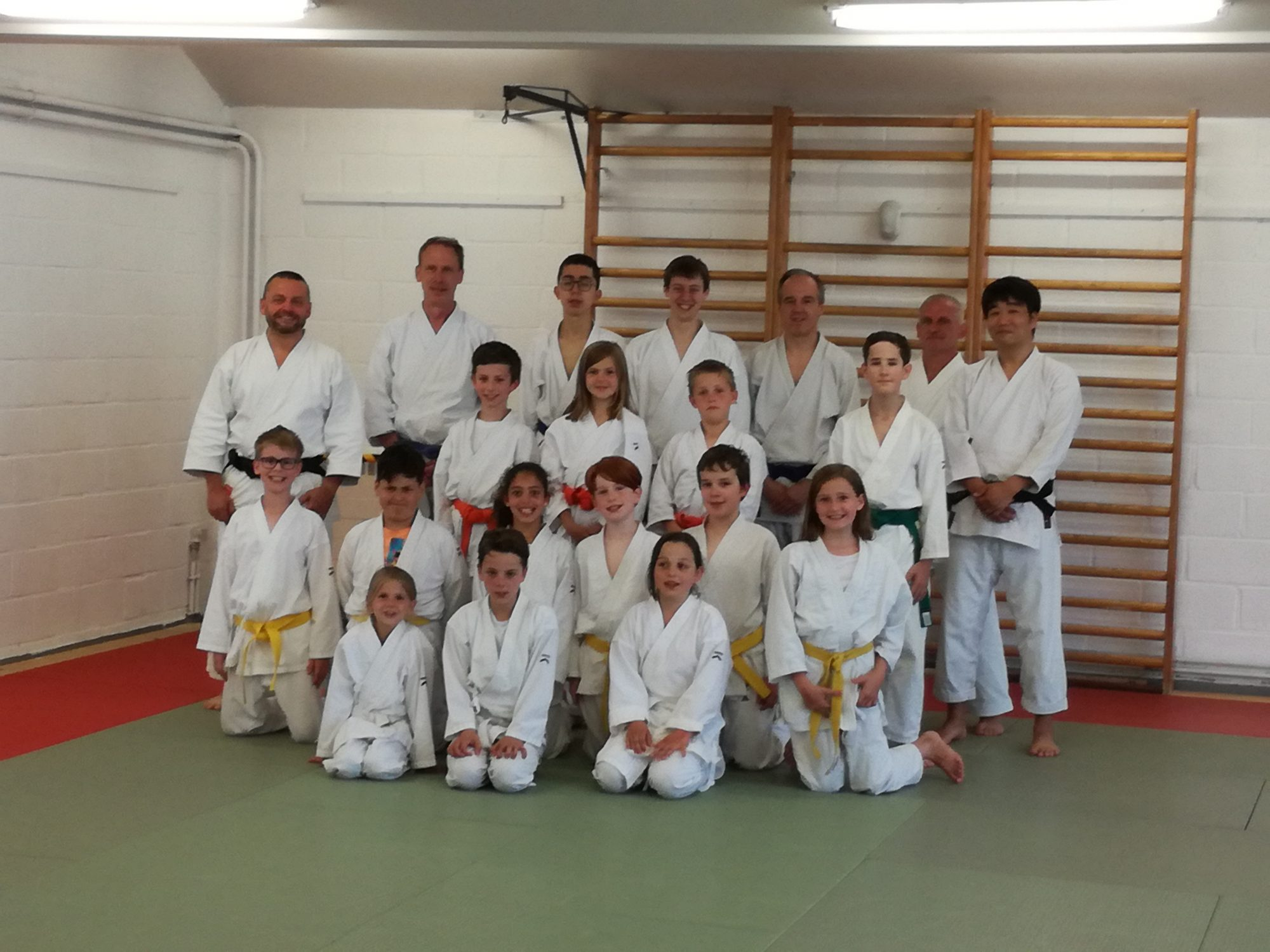 Karate Club Landen